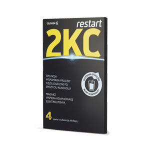 2KC Restart 4 saszetki